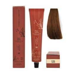 Tecna Tsuyo Organic Hair Colour Castani - 535 Castano Chiaro Wood Naturale 90ml