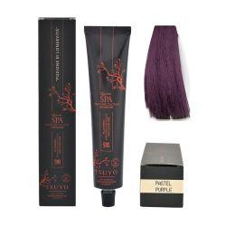 Tecna Tsuyo Organic Hair Colour Speciali - 999B Pastel Purple - Viola Pastello 90ml