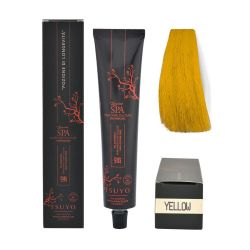 Tecna Tsuyo Organic Hair Colour Speciali - 999Y Yellow - Giallo 90ml