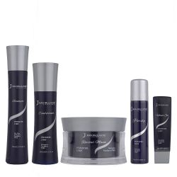 Jean Paul Mynè Kit  Shampoo, Conditioner, Revital mask, Vetiver oil, Purity