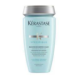 Kerastase Specifique Bain Riche 250ml Shampoo Lenitivo Capelli Secchi