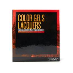 Redken Color Gels Lacquers Cartella Colori