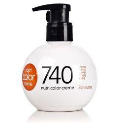 Revlon Nutri Color Creme 740 - Rame 250ml