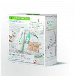 Biolage Scalpsync Trattamento Anticaduta Aminexil 20X6 ml + Volumebloom Shampoo 250 ml