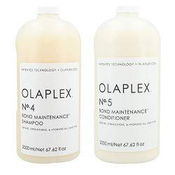 Olaplex Duo Bond Maintenance Shampoo N.4 + Conditioner N.5 2000ml