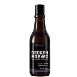 Redken For Men Silvercharge Shampoo 300ml