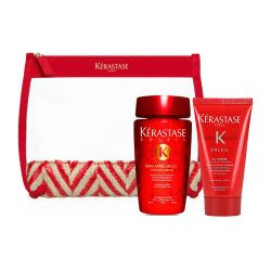Kerastase Soleil Travel Kit + Travel Pouch Omaggio