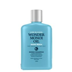 Tecna Beach Wonder Monoi Oil Shampoo 250ml