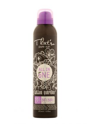 That'so All In One – SPF 20/30/50+ Tattoo 200ml