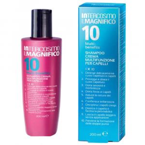 INTERCOSMO Il Magnifico 10 Shampoo Crema Multifunzione 200ml