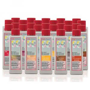FAROUK CHI Ionic Shine Shades Liquid Color 89ml TUTTE LE TONALITA'