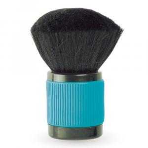 BiFULL Neck Brush Pennello Manico In Silicone Turchese