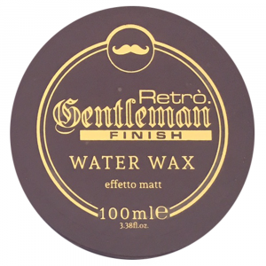 RETRO.GENTLEMAN Water Wax Effetto Matt 100ml