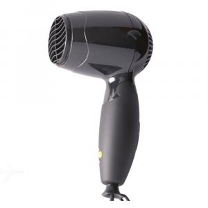 BiFULL Hd1200 Phon Mini Asciugacapelli Professionale NERO