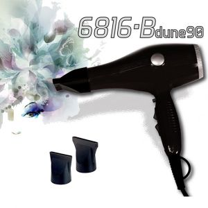 DUNE 90 Phon Professionale 6816 Nero 2000W