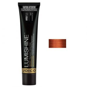 Joico Lumishine 7CC/7.44 Biondo Medio Ramato Permanent Color 75ml