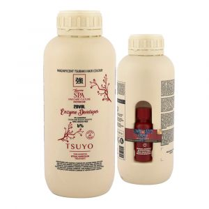 Tecna Tsuyo Enzyme Developer 20 vol. 6% 1000ml + Anti Age Complex 20ml - Ossigeno + Enzimi Anti-età