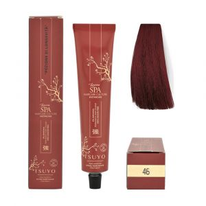 Tecna Tsuyo Organic Hair Colour Rossi - 46 Castano Rosso 90ml