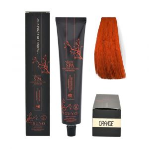 Tecna Tsuyo Organic Hair Colour Speciali - 999O - Orange - Arancione 90ml