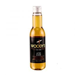 WOODY'S After Shave Tonico Dopo Barba Lenitivo 187ml