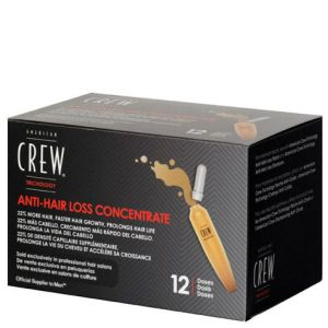 American Crew Anti-Hair Loss Concentrate Fiale 12x6ml