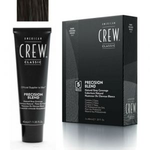 American Crew Classic Precision Blend 2-3 Scuro 3x40ml