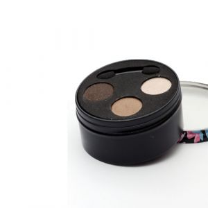 B•KOS Eye Shadow Trio E Nut 3g