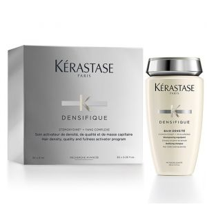 Kerastase Kit Densifique 30 Fiale + Bain Densitè 250ml Omaggio