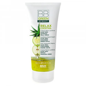 BB GREEN Relax Crema Mani Lenitiva 100ml