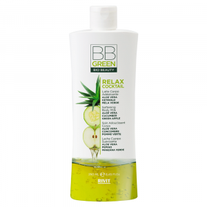 BB GREEN Relax Latte Corpo Addolcente 250ml
