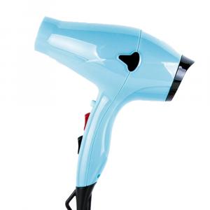BiFULL Pluma Compact Asciugacapelli Professionale PASTEL BLU