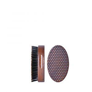 BiFULL Spazzola Barbiere Beehive N°6 Mini Ovale