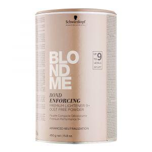 SCHWARZKOPF BlondMe Bond Enforcing Premium Lightener 9+ 450g