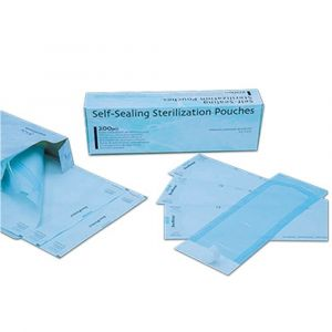 Busta Autosigillante Per Sterilizzazione 14x26cm
