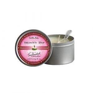 Marrakesh Candle 3 in 1 Skinny Dip - Candela per Massaggi
