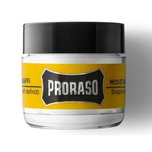 Proraso Wood & Spice Cera Per Baffi 15ml