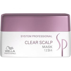 Wella SP Clear Scalp Mask 200ml
