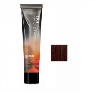 Tigi Copyright Colour Gloss 5/4 Castano Chiaro Ramato 60ml