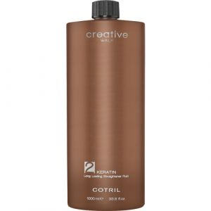 Cotril Creative Walk Keratin Long Lasting Straightener Fluid 1000ml