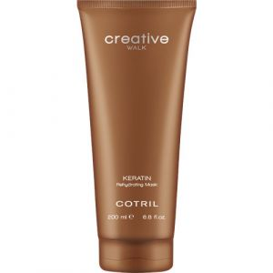 Cotril Creative Walk Keratin Rehydrating Mask 200ml