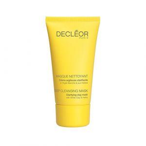 Decléor Aroma Cleanse Maschera Detergente Crema Argillosa Chiarificante 50ml