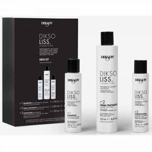 DIKSON DiksoLiss Lissactive Mini Kit 3x100ml
