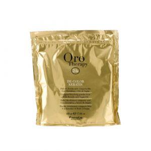 Fanola Oro Therapy Polvere Decolorante Compatta Blu 75gr