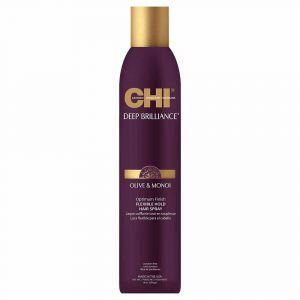 FAROUK CHI Deep Brilliance Olive&Monoi Optimum Flexible Hold Hair Spray 284g