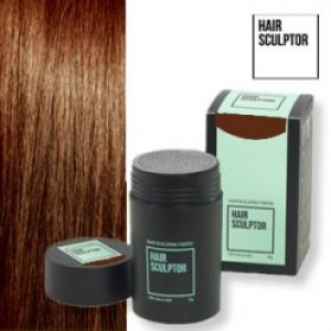 HAIR SCULPTOR BUILDING CASTANO SCURO 25g