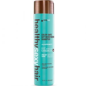HEALTHY SEXY HAIR Sulfate-Free Soy Moisturizing Shampoo 300ml