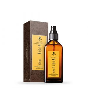 Tecna Argan Holi Sensual Body Oil N°5 100ml
