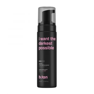 B.TAN Mousse Autoabbronzante I Want The Darkest Tan Possible... 200ml