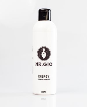Mr. Giò Energy Shower Shampoo 250ml