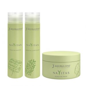 Jean Paul Mynè Navitas Kit Shampoo 250ml Conditioner 250ml Mask 200ml